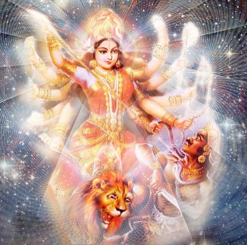 Happy Navaratri! Nine Nights of the Goddess