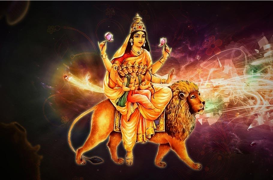 Fifth Day of Navaratri: Goddess as Skandamata