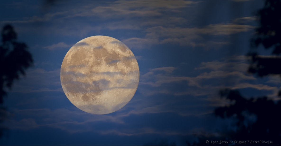 Full Moon in Ashwini Nakshatra