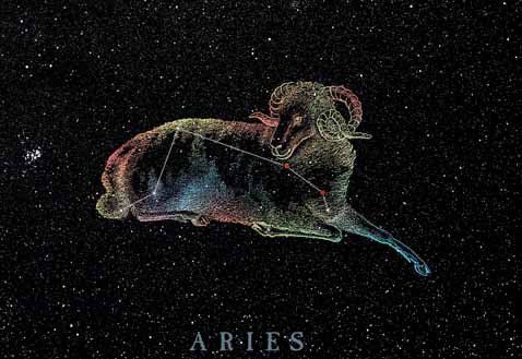 aries constell