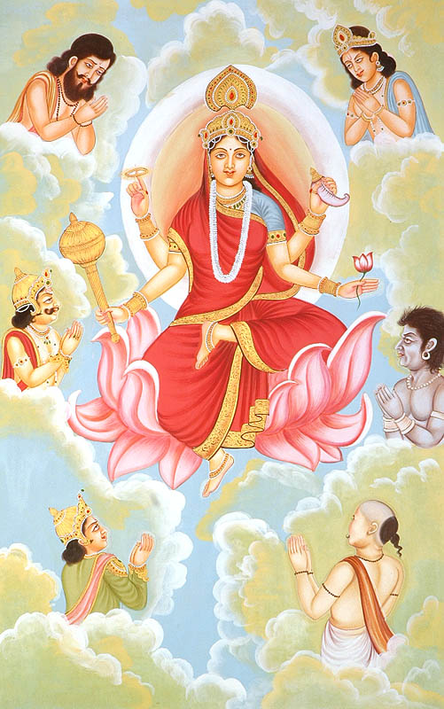 siddhidatri_navadurga_the_nine_forms_of_goddess_wk89