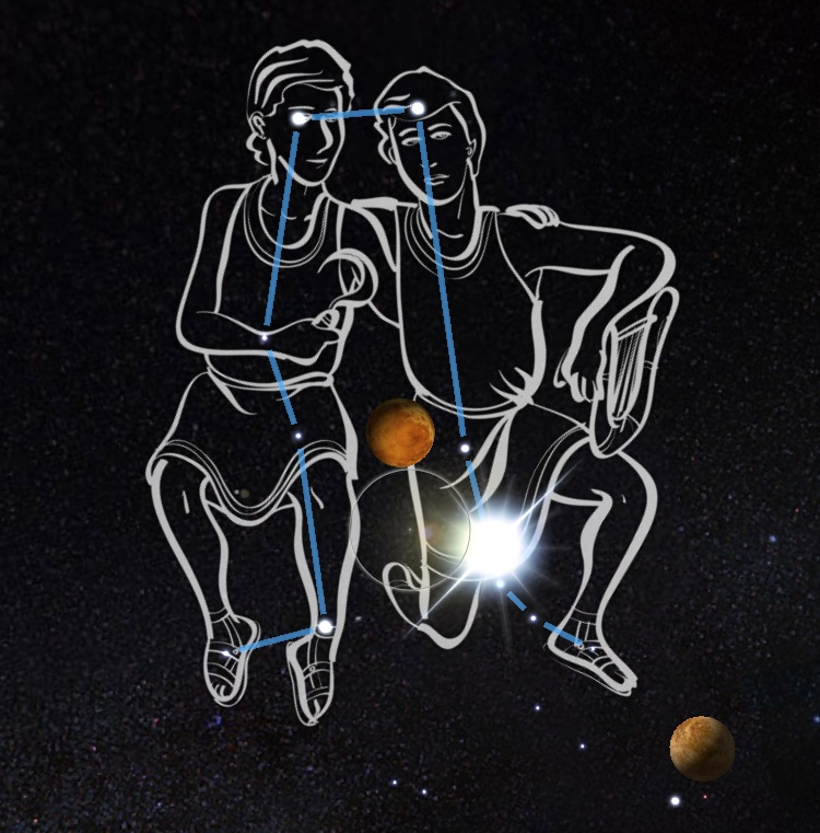 mercury sun and venus in gemini vedic astrology