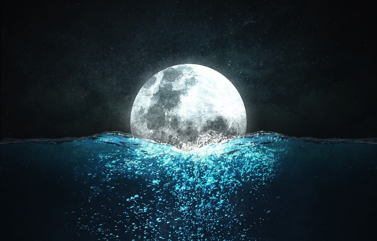 Full Moon in Aquarius and Fixed Planetary Energy This Week