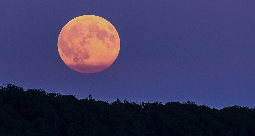 Harvest Moon and Lunar Eclipse of September 16th