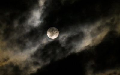 Transformation Portal: Full Moon and Lunar Eclipse Friday