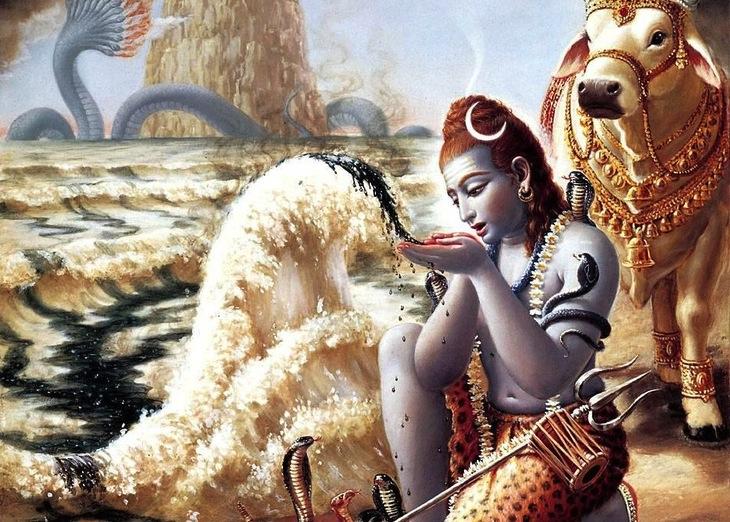 Healing Eclipse on the New Moon + Maha Shivaratri