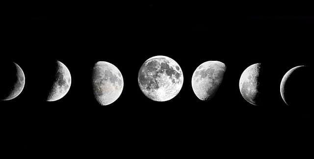 moon phases tithi