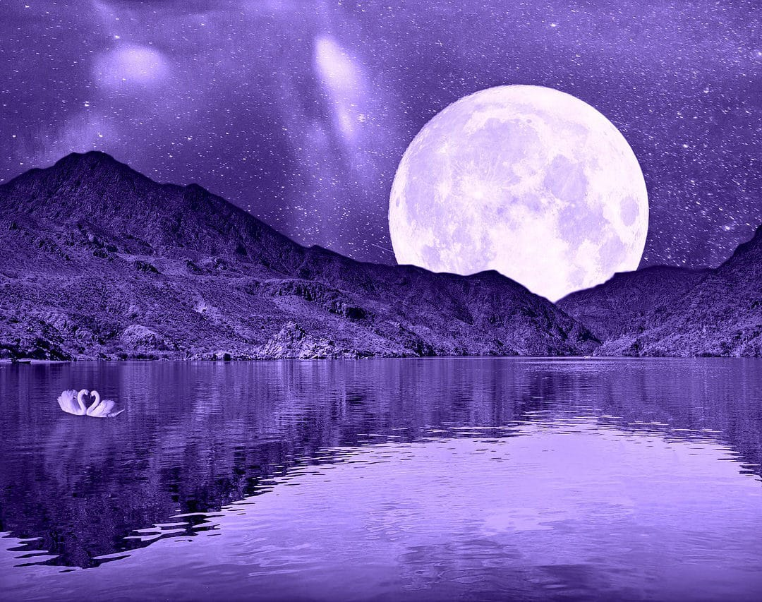 Exalted Full Moon in Taurus in Rohini - Somya Devi Vedic