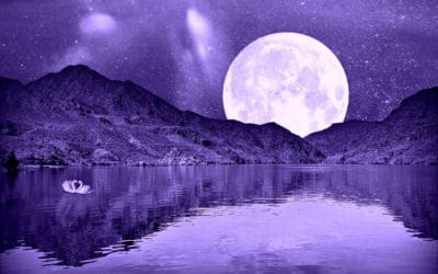 Exalted Full Moon in Taurus in Rohini