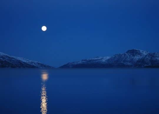 Full Moon of the Healing Waters