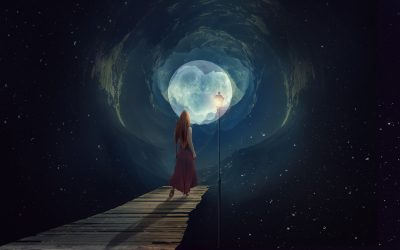 Full Moon for Strength and Healing