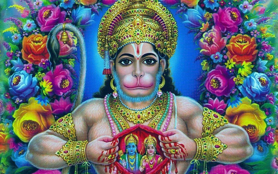 Full Moon in Chitra & Hanuman Jayanti