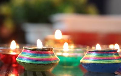 New Moon and Diwali, Festival of Lights