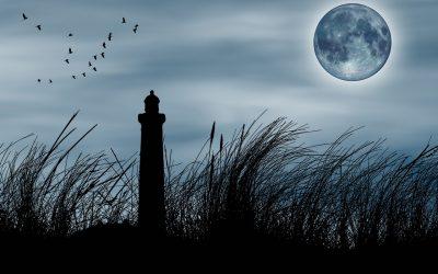 Full Moon August 2020