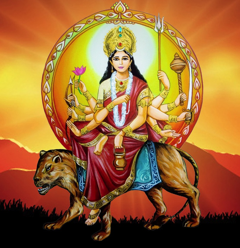 Third Day of Navaratri: Goddess as Chandraghanta