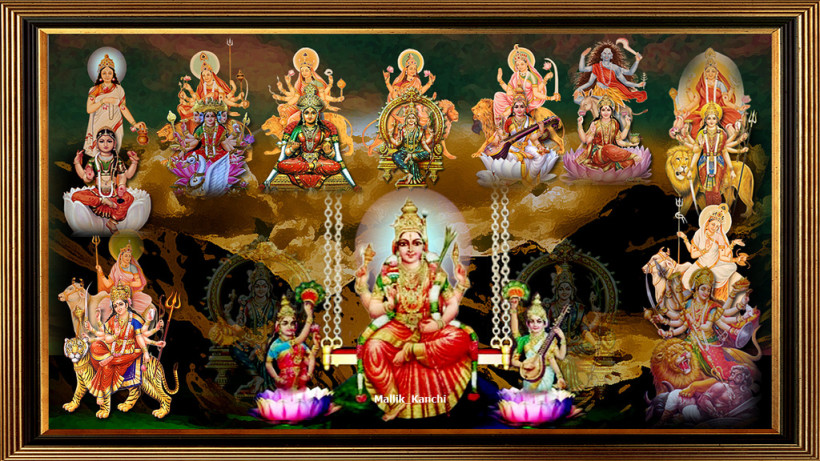 Navaratri: The Nine-Night Festival of the Goddess