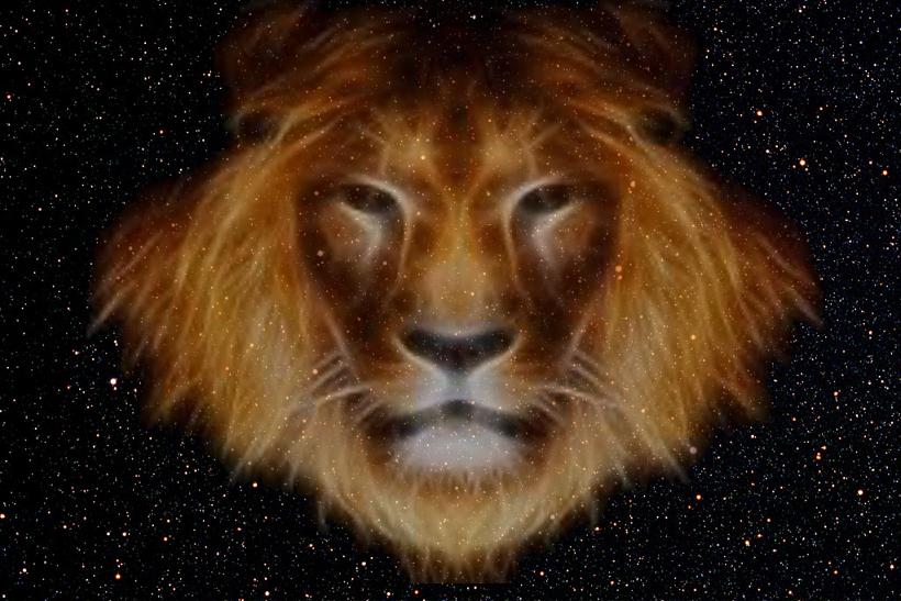 big leo over stars