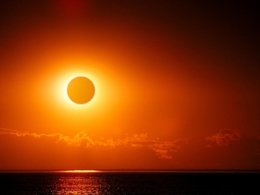 Powerful New Moon, Solar Eclipse, & Maha Shivaratri