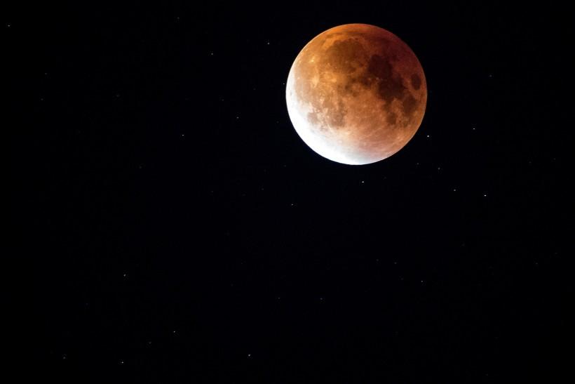 Full Moon and Lunar Eclipse in Uttara Phalguni