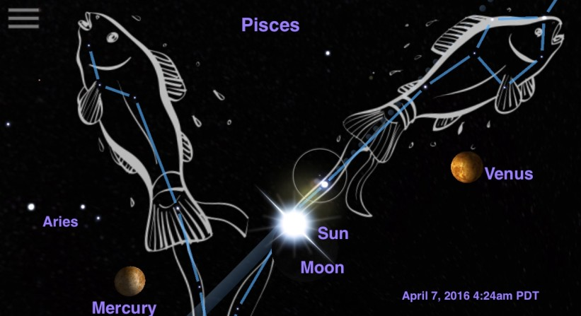 New Moon in Pisces and Hindu New Year