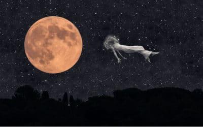 Harvest Full Moon in Pisces – Time for Letting Go