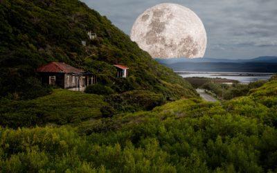 Full Moon in Virgo/Hasta on Hanuman Jayanti
