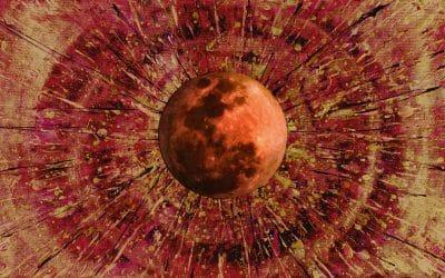 FULL ON Full Moon, Full Mars, Full Lunar Eclipse