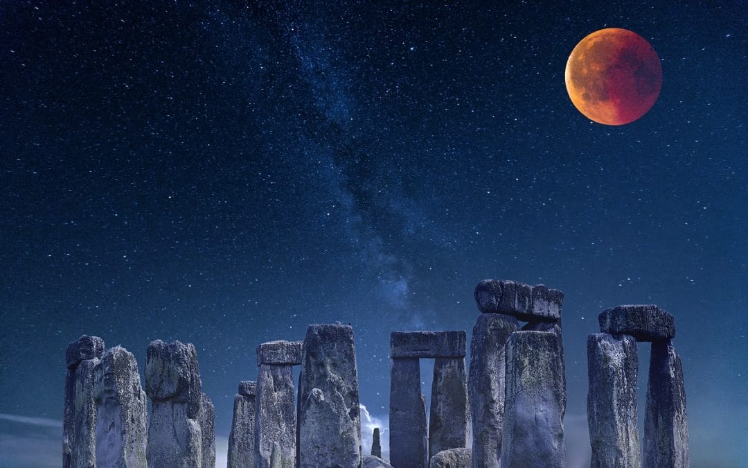 Full Moon Lunar Eclipse in Cancer