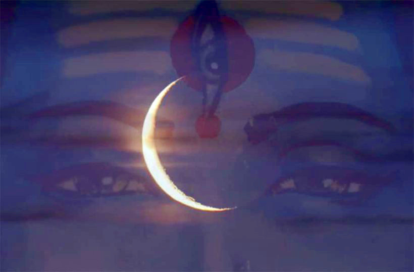 New Moon and Maha Shivaratri, March 2021