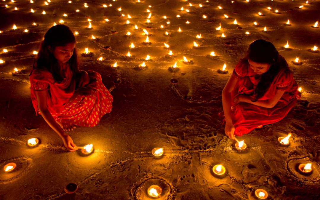 New Moon in Libra and Diwali 2019