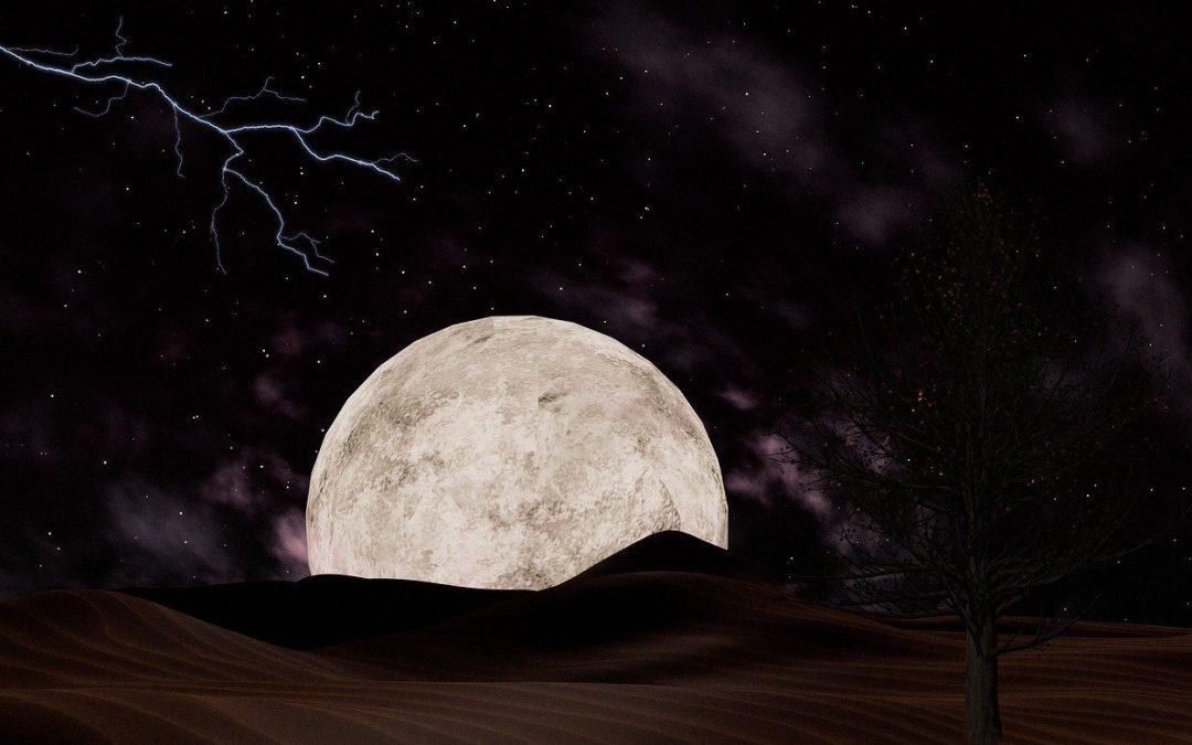 Full Moon December 2020