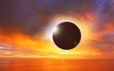 New Moon and Solar Eclipse in Scorpio